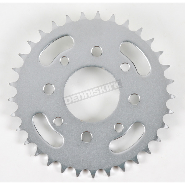 Parts Unlimited 33 Tooth Sprocket - K22-3504F