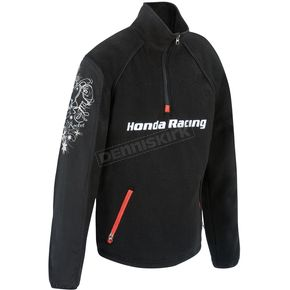 Joe Rocket Womens Honda Racing Fleece Pullover - 9081-2004