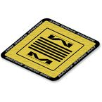 Yellow M5 Stand Mat - M5-104
