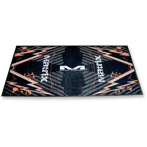Matrix Concepts Orange M40 Carpeted Mat - M40-106