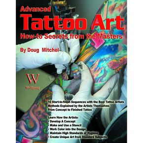 Wolfgang Publications Advance Tattoo Art - 43063