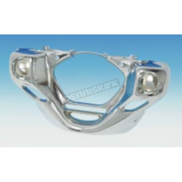 Show Chrome Accessories Chrome Lower Front Cowl - 52-608