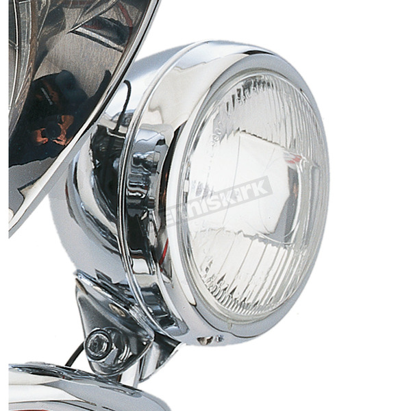 Cobra 4 1/2 in. Bullet Spotlight - 04-9001