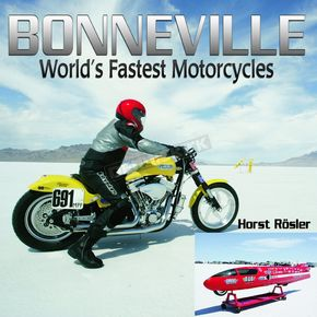 Wolfgang Publications Bonneville - Worlds Fastest Motorcycles - 43010