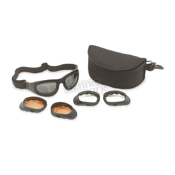 Bobster Sport and Street II Interchangeable Goggles - BSSA201AC