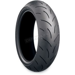 Bridgestone Rear Battlax BT-015-E 190/55ZR-17 Blackwall Tire - 141687