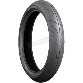 Bridgestone Front Battlax BT-090 110/70HR-17 Blackwall Tire - 122681