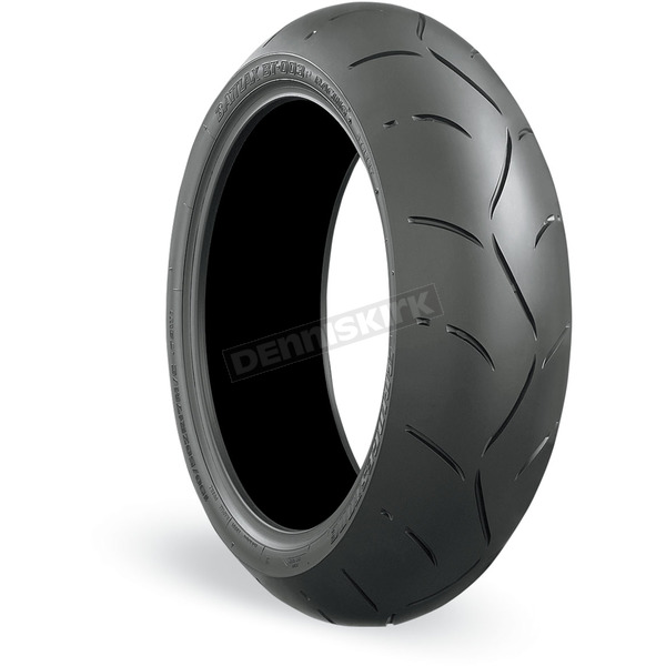 Bridgestone Rear Battlax-BT-003 160/60ZR-17 Blackwall Tire - 140463