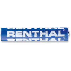 Renthal 8.5 in. Blue Crossbar Pad - P217