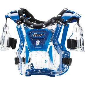Thor Child Clear/Blue Quadrant Roost Deflector - 27010370