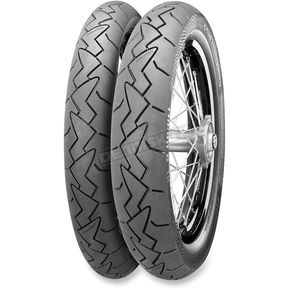 Continental Rear Classic Attack 110/90VR-18 Blackwall Tire - 02441840000