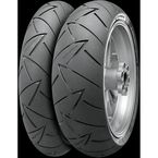 Front Conti Road Attack 2 110/70ZR-17 Blackwall Tire - 02440520000