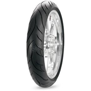 Avon Front Cobra AV71 130/70VR-18 Blackwall Tire - 90000001174