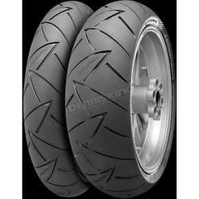 Continental Front Conti Road Attack 2 120/70ZR-18 Blackwall Tire - 02440560000