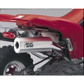 DG Oval Lite Exhaust System - 09-2300