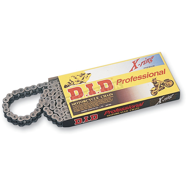 DID 520 ZVMX Specialty Series Chains - 520ZVMX X 120B