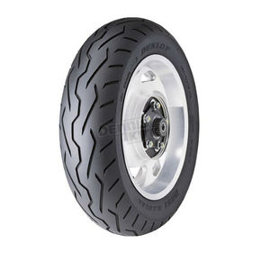 Dunlop Rear DR251 200/60VR-16 Blackwall Tire - 3368-79