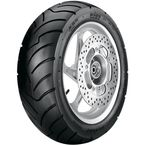 Rear SX01 150/70S-13 Blackwall Scooter Tire - 428015