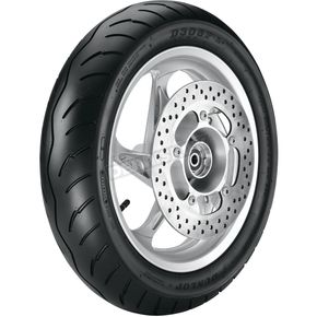 Dunlop Front SX01 120/80S-14 Blackwall Scooter Tire - 4280-13