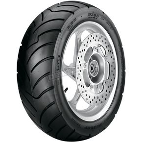 Dunlop Rear SX01 130/70P-13 Blackwall Scooter Tire - 4280-16