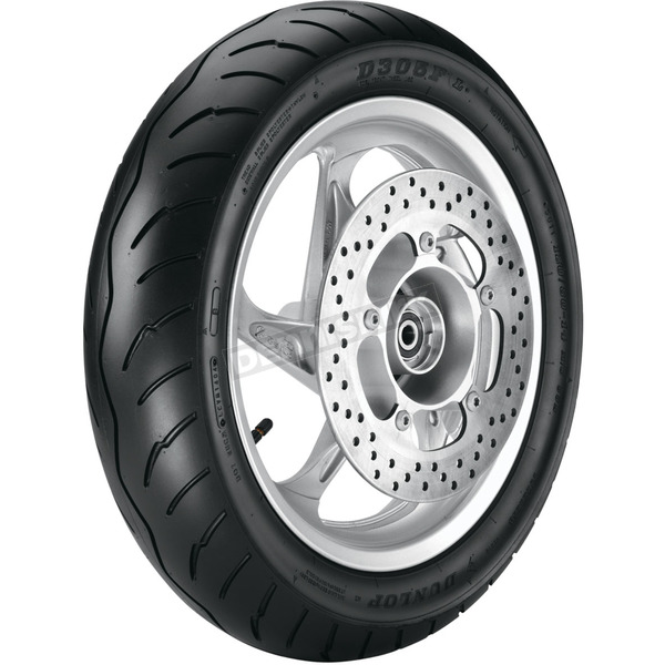 Dunlop Front SX01F 120/70P-13 Blackwall Scooter Tire - 4280-14