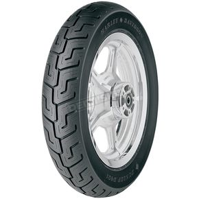 Dunlop Rear D401 Harley-Davidson Series 150/80HB-16 Blackwall Tire - 3016-91