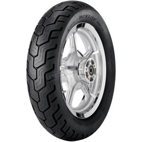 Dunlop Rear D404 170/80H-15 Blackwall Tire - 32NK-98