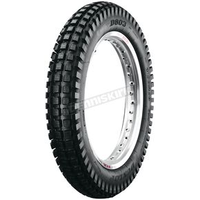 Dunlop Rear D803 Trials 4.00MR-18 Tire - 3012-45