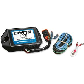 Dynatek 2000-HDE Single/Dual Fire Programmable Digial Ignition Systems-8 Pin - DD2000-HD1E8P