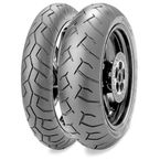 Rear Diablo 180/55ZR-17 Blackwall Tire - 1430000