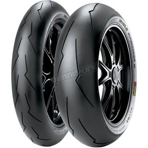 Pirelli Rear Diablo SuperCorsa SP V2 200/55ZR-17 Blackwall Tire - 2167000