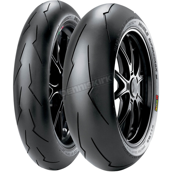 Pirelli Diablo SuperCorsa SP V2 Tire