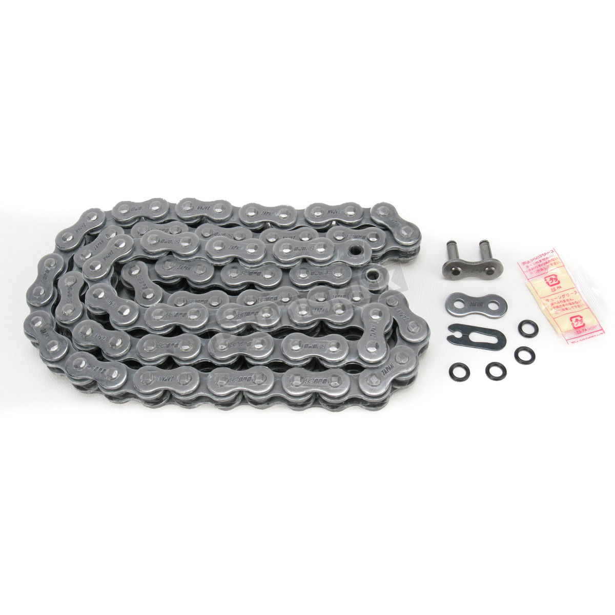 Parts Unlimited Standard Motorcycle Chain 520-96L
