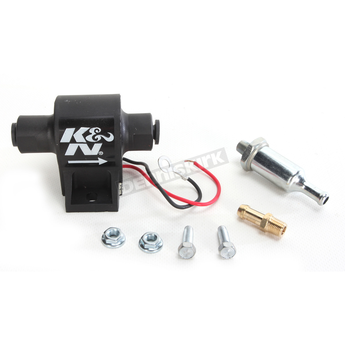 K N Universal Single Inline Fuel Pump 81 0400 Dirt Bike Yamaha Rhino 660 Filter
