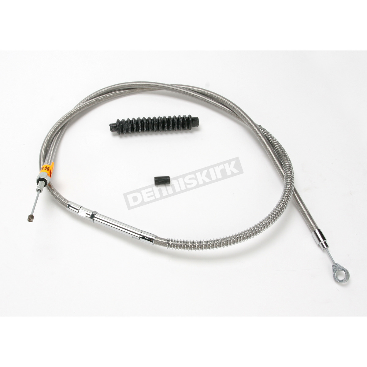 barnett high-efficiency stainless steel clutch cable - 102-30