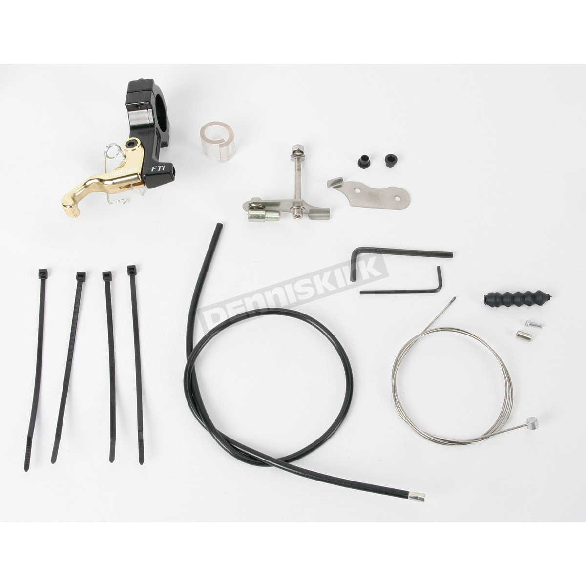 Arctic Cat Powder Special 600 Choke Cable Lever Kit 1998 1999 2000