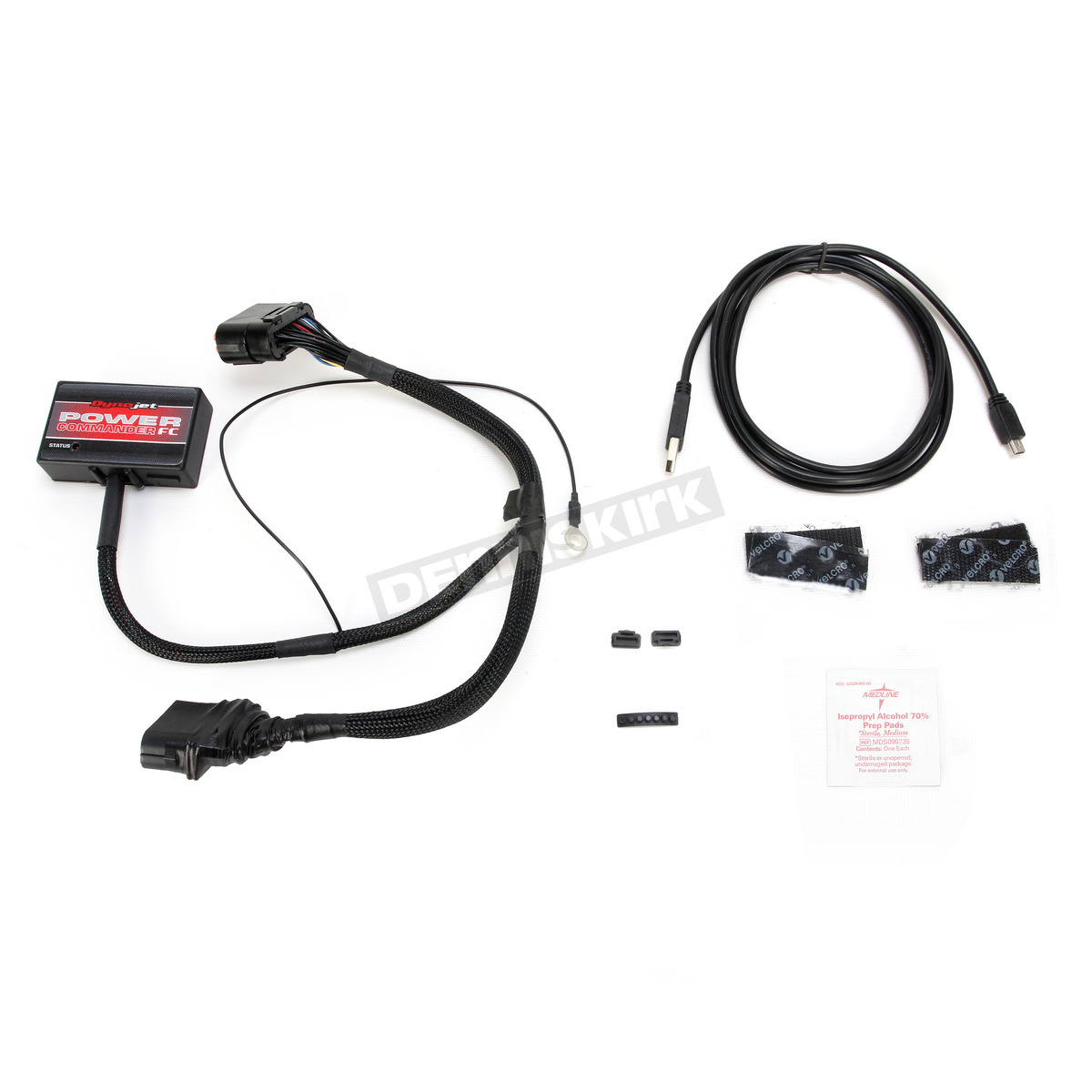 Dynojet Power Commander Fuel Controller Fc19007 Snowmobile Hd 4560 Wiring Harness Conversion