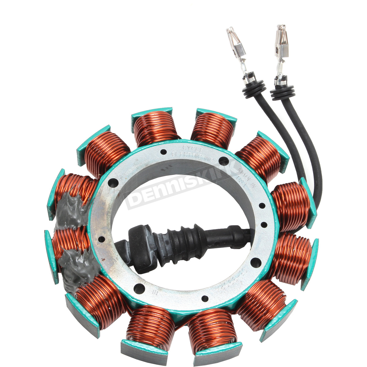Compufire Replacement Stator For 32a Charging System Kit 2010617 Compu Fire Ignition Wiring Diagram 2112 1237 Harley Davidson Motorcycle Dennis Kirk