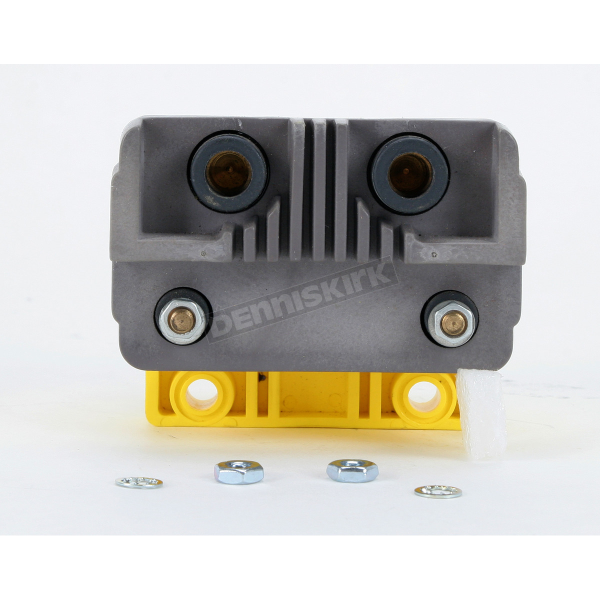 Accel Yellow Hei Super Coil Kit For H D 80 03 W Electronic Ignition 1993 Fxdwg Wiring Diagram 140407