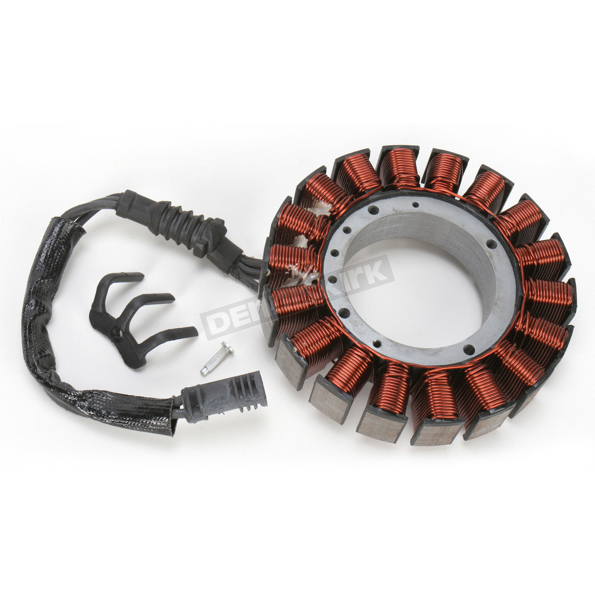 Alternator Stator-Uncoated - 2112-0330 on harley isolator wiring, harley switch wiring, harley coil wiring, harley regulator wiring, harley relay wiring, harley tachometer wiring, harley wiring harness, harley wiring diagram, harley ignition wiring, harley generator wiring, harley magneto wiring, harley solenoid wiring, harley engine wiring, harley starter wiring, harley circuit breaker wiring, harley speedometer wiring, harley handlebar wiring,