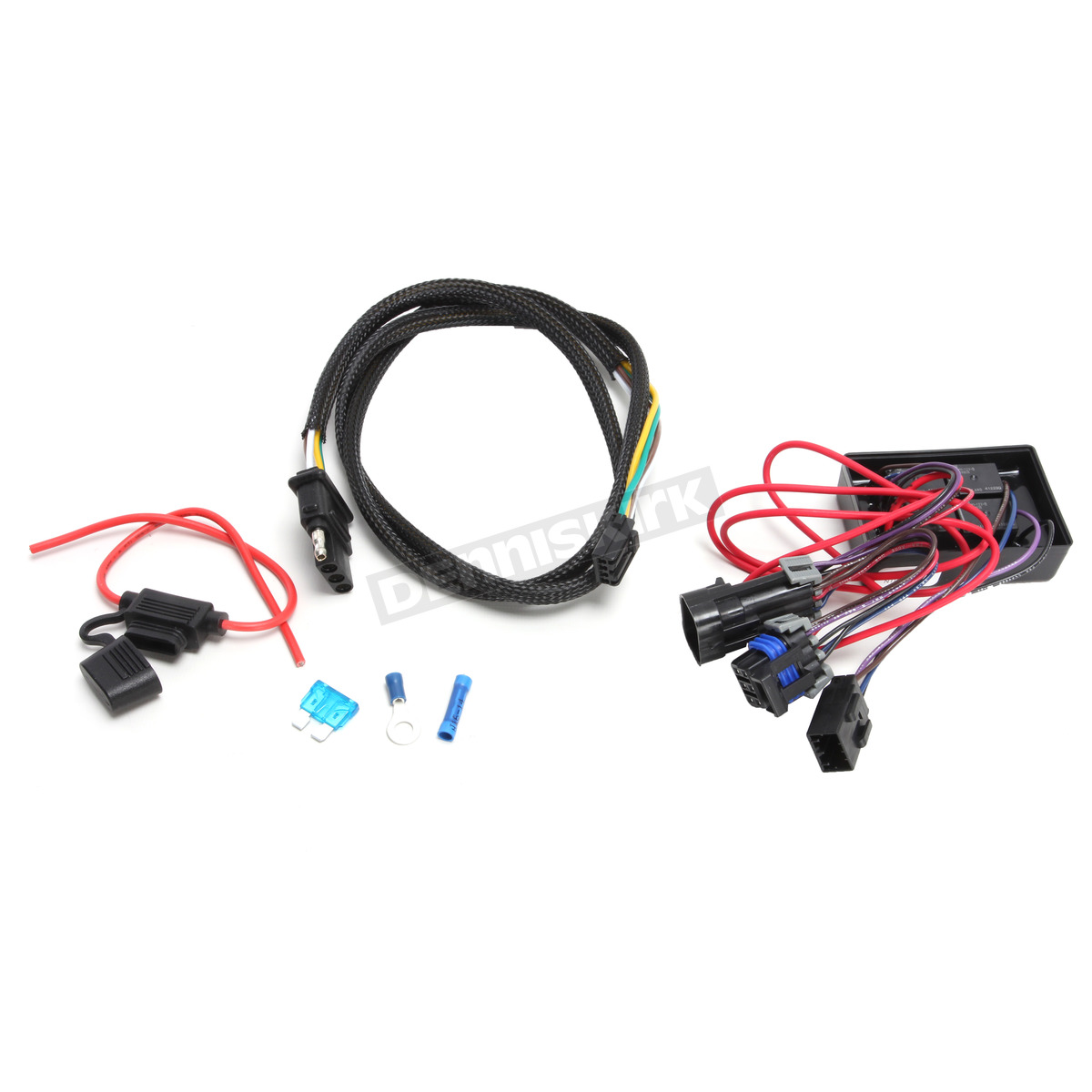 NAMZ Custom Cycle Products 4-Wire Trailer Isolator - NTIC-IND-01 ...