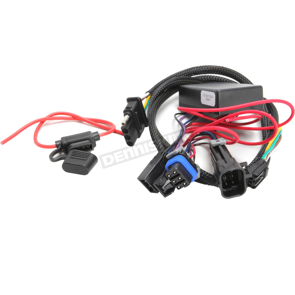 Namz Custom Cycle Products 4 Wire Trailer Isolator Ntic Ind 01 Roadmasters Auto Harness