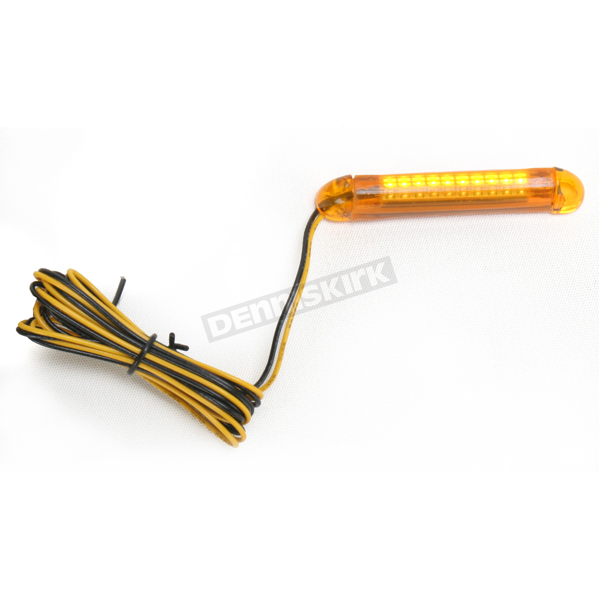 Custom Dynamics Truflex 10 Amber Led With Tubing Professional Electrical Wire Flexible Pipe Grade Lighting Strip Tf10aa