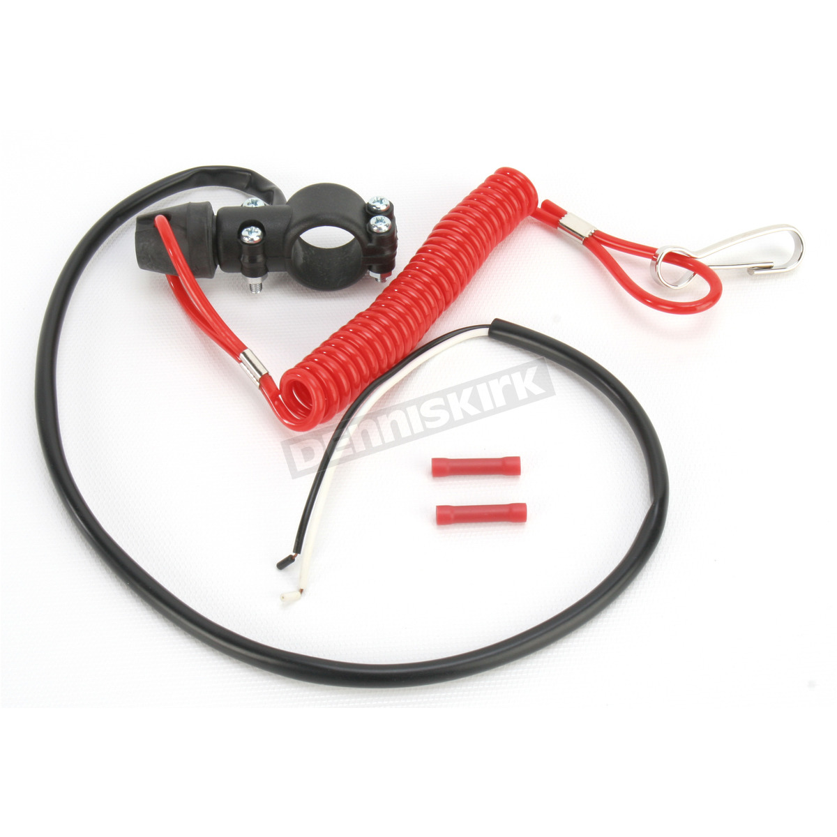 Maier Universal Tether Kill Switch 96946 Dirt Bike Motorcycle Any Diagramsdirtcircuitwiringjpg
