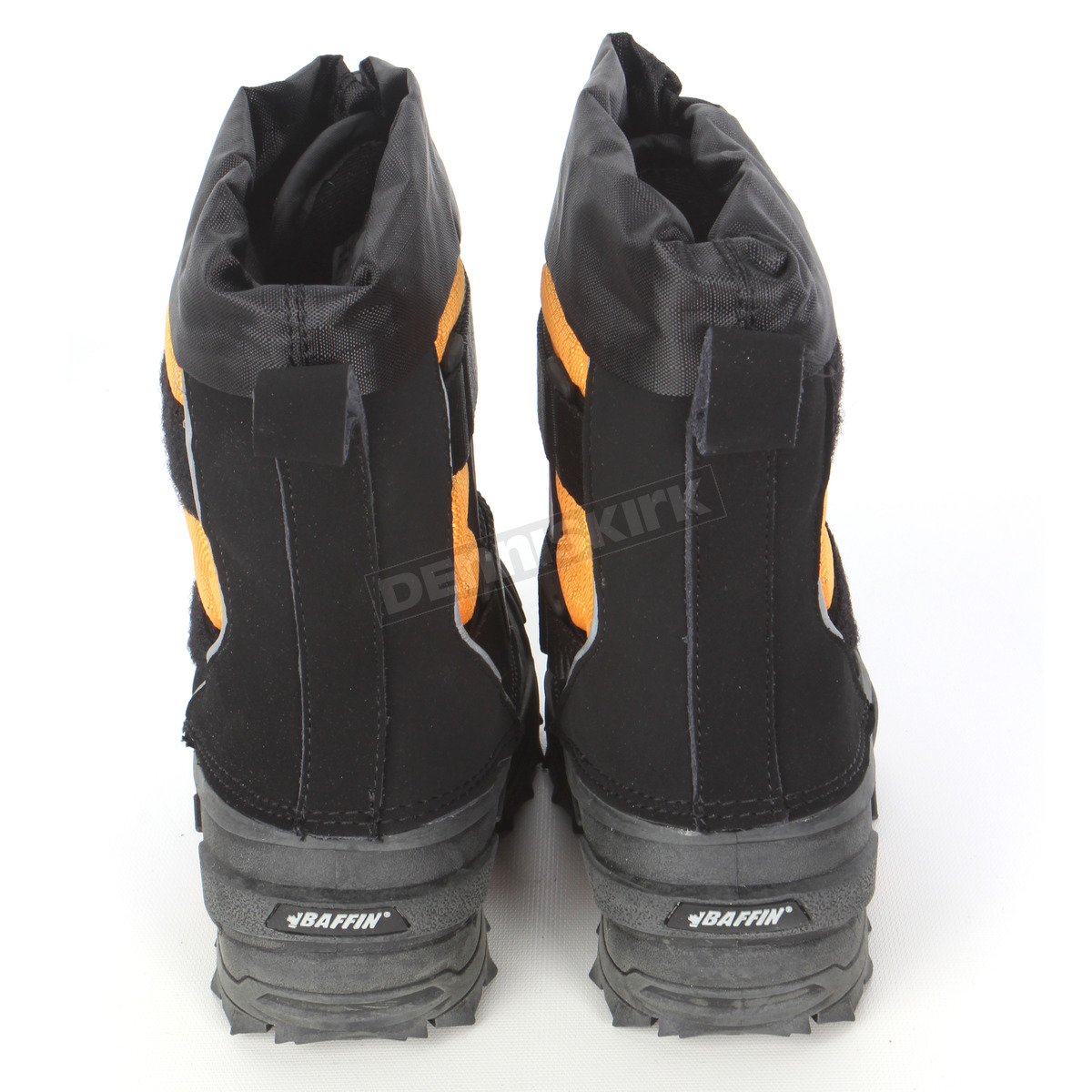 Baffin Boys Eiger Youth Boots 8 Orange//Black