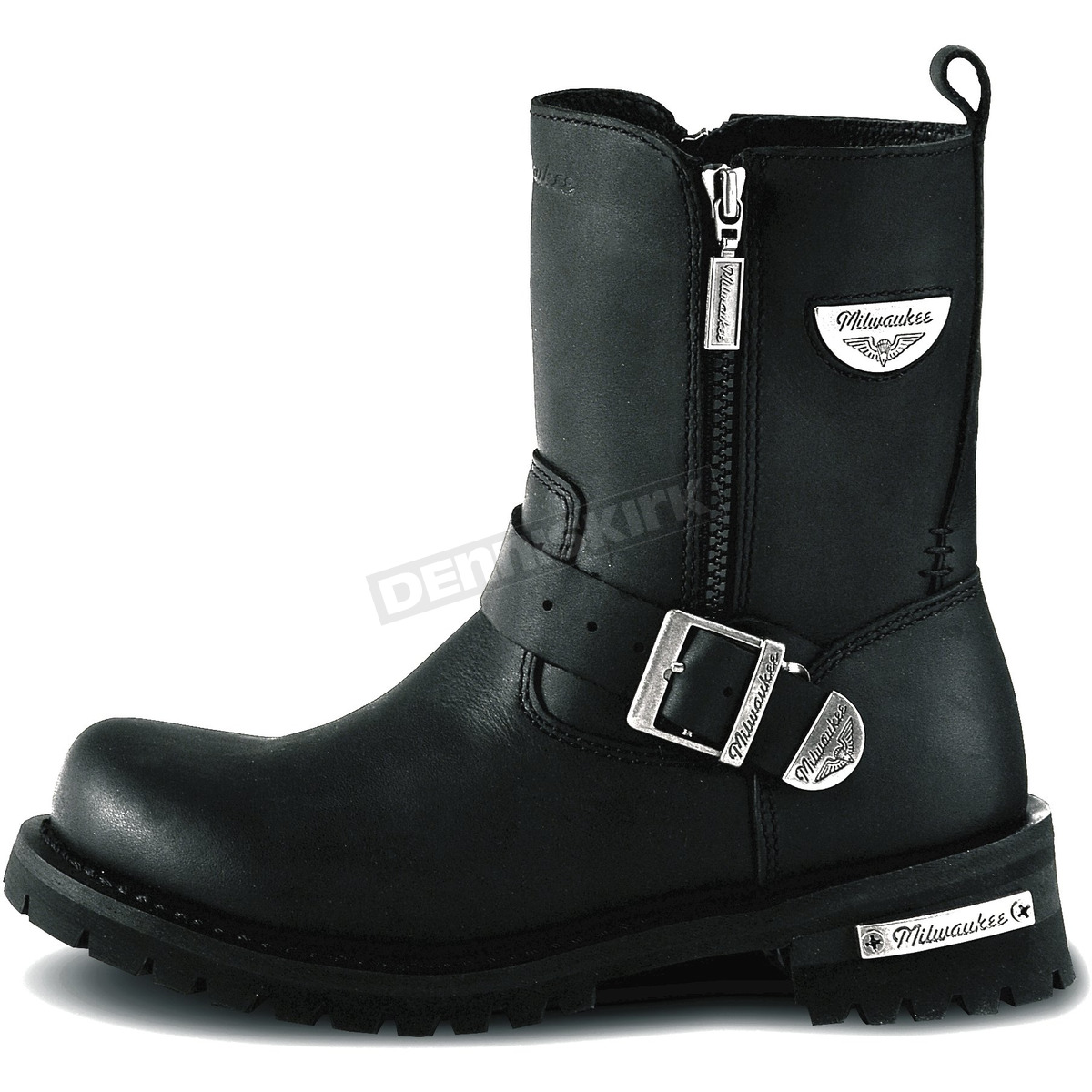 8b8820d637c1 Milwaukee Motorcycle Clothing Co. Afterburner Boots - MB40716 Harley ...
