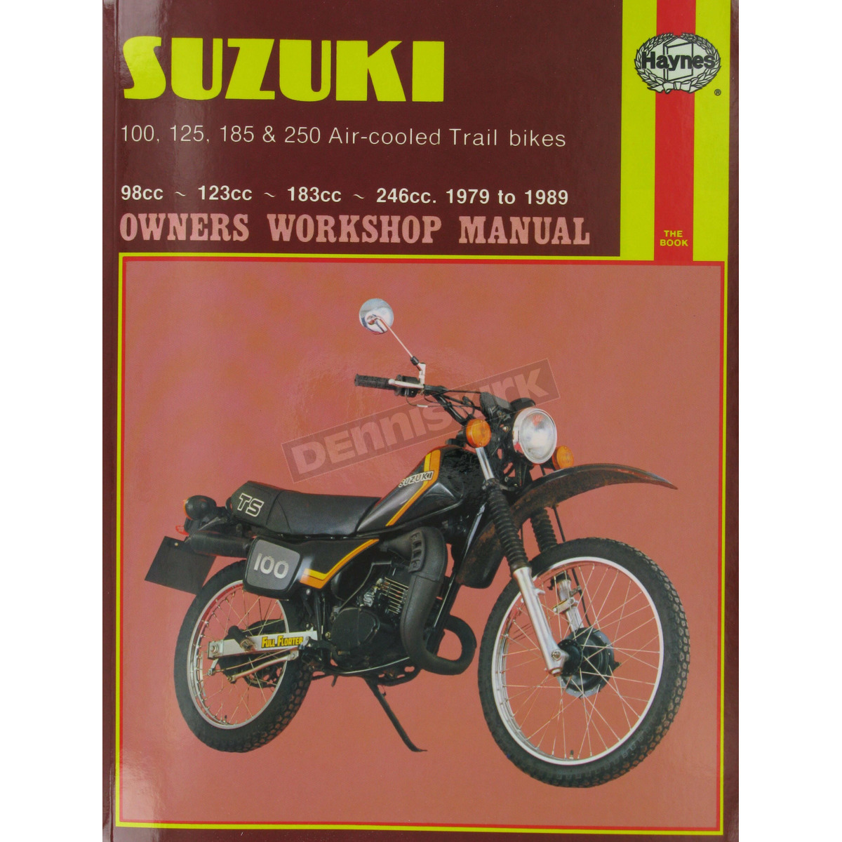 Haynes Suzuki Repair Manual - 797