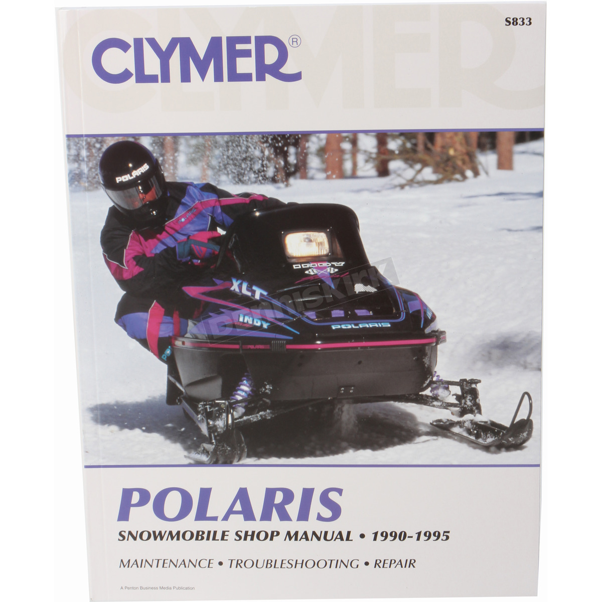 polaris indy trail service manual