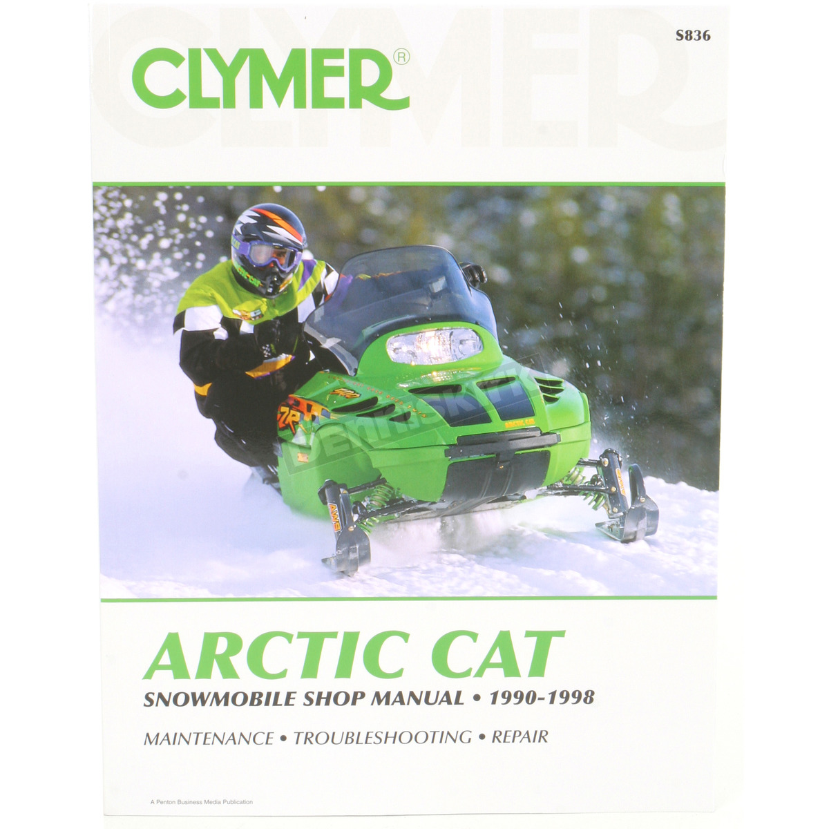 Arctic Cat Service Manual - S836 ...