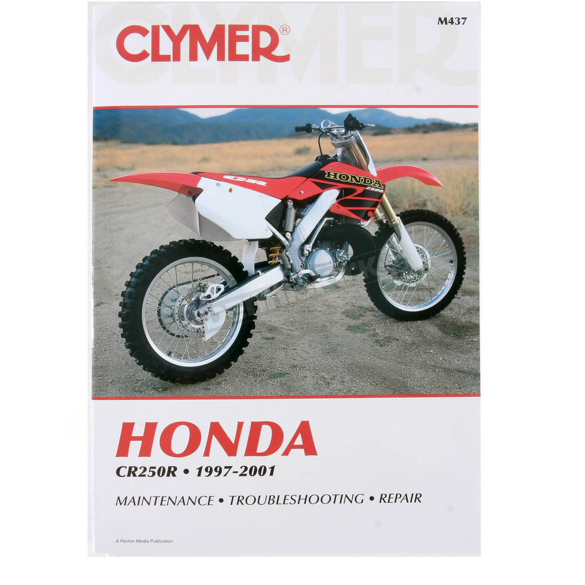Clymer Honda Repair Manual - M437